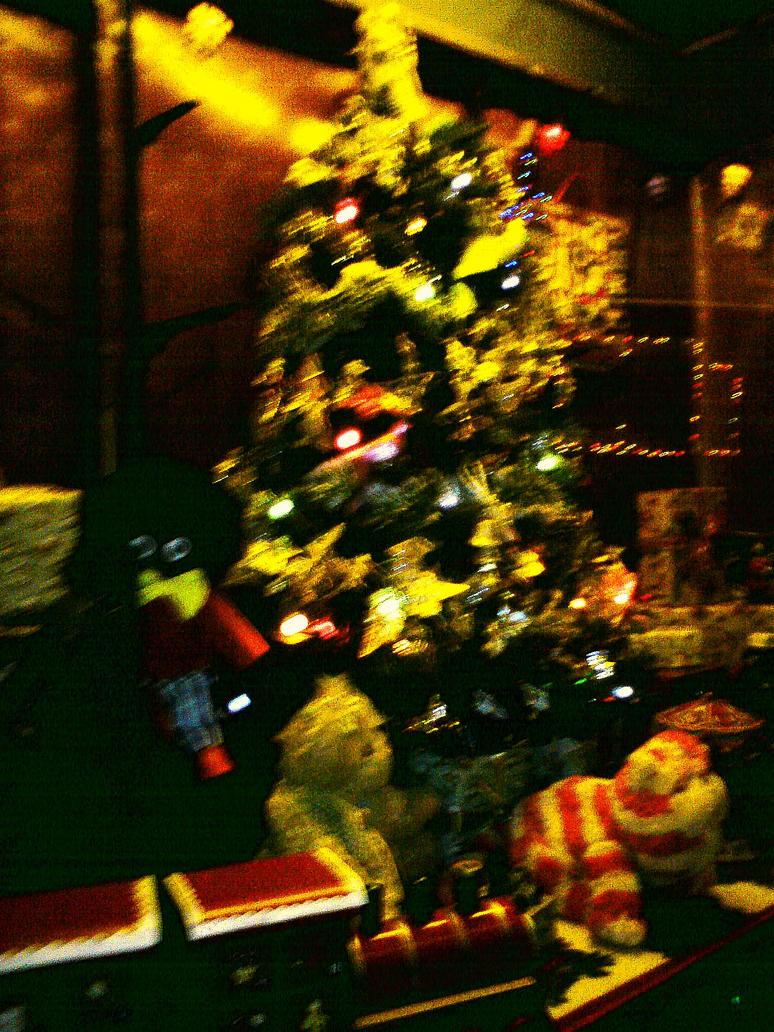 Christmas Tree by lillilotus