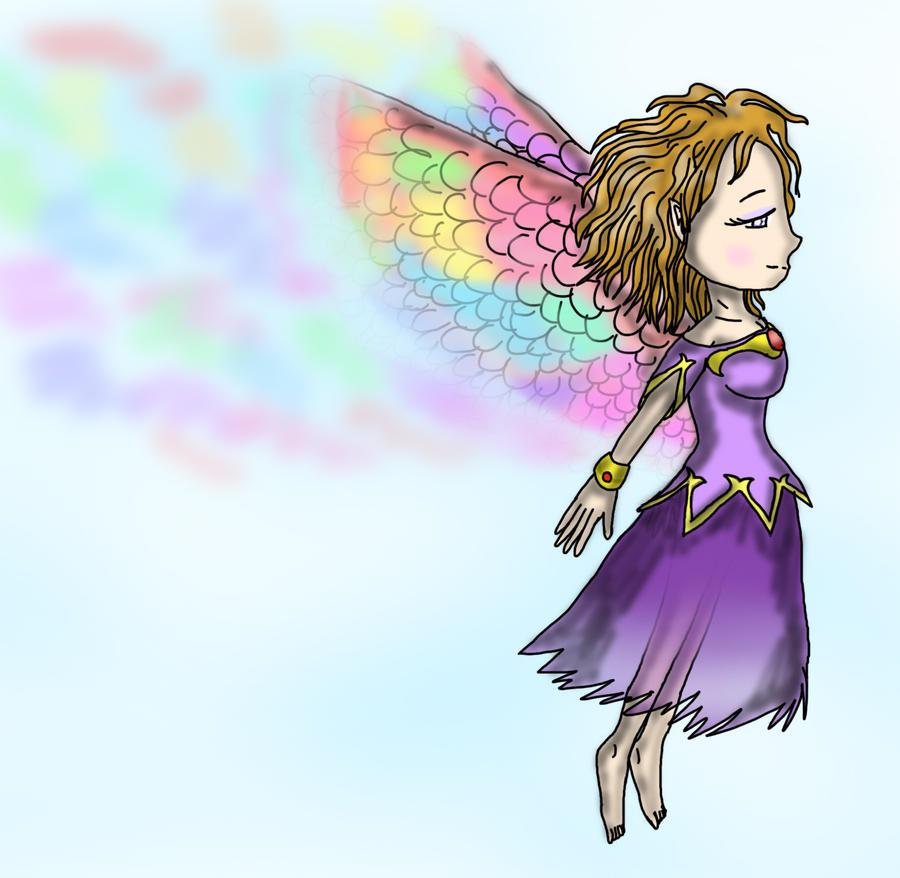 Angel by lillilotus