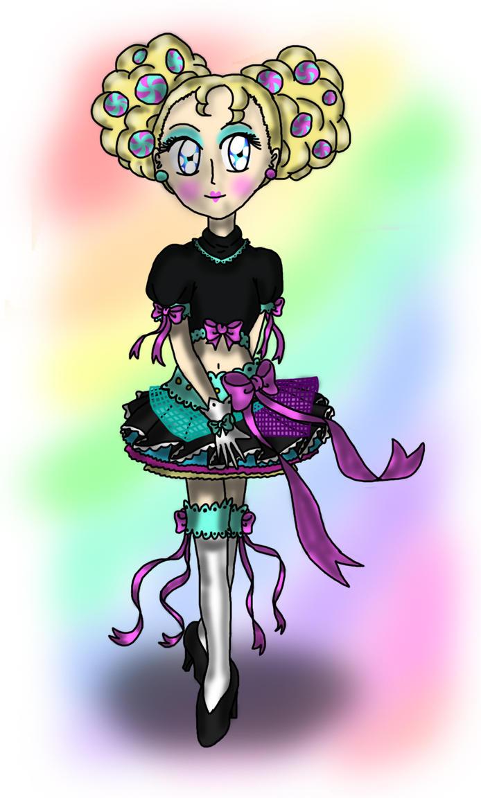 Original Character by lillilotus