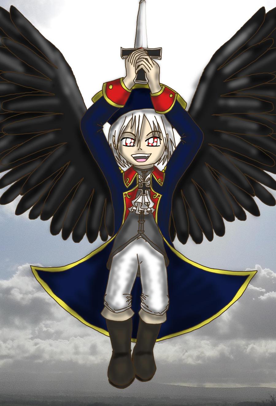 Mein Gott by lillilotus