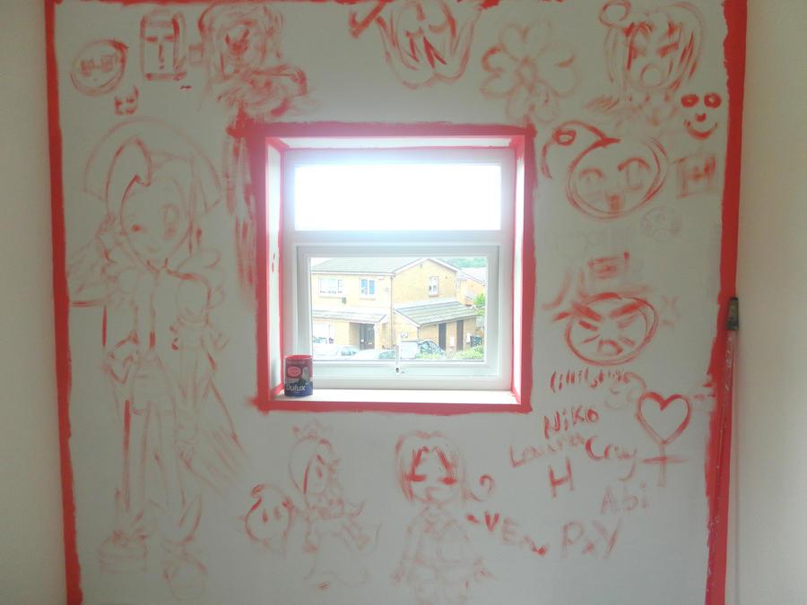 Lillilotus Bedroom Wall Art by lillilotus