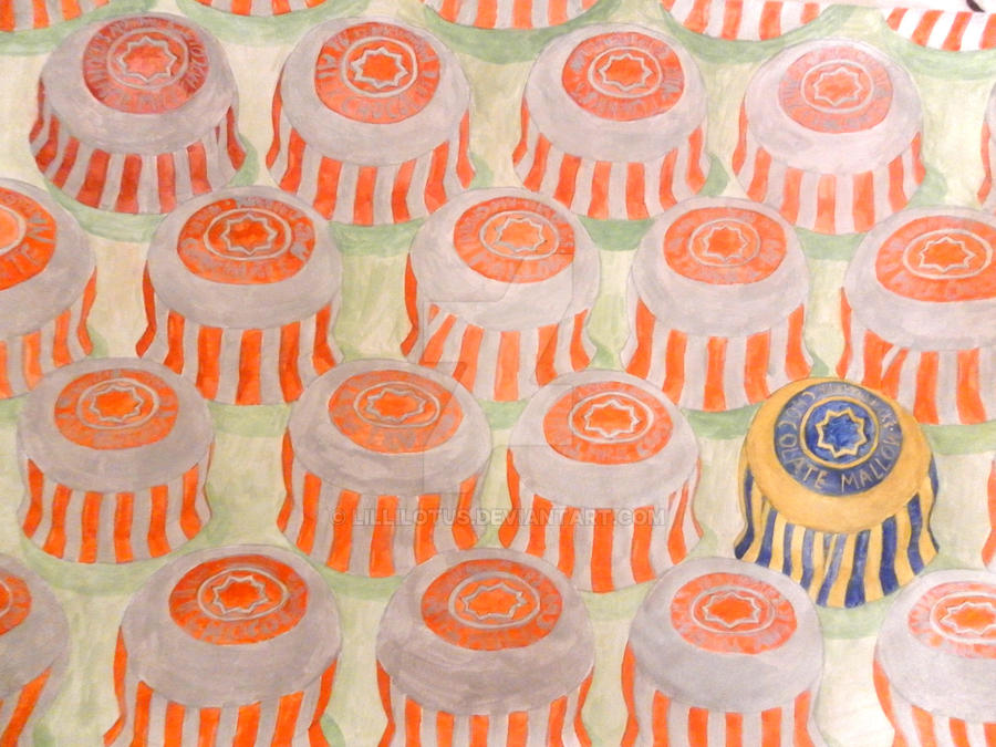 GCSE Tunnocks Tea Cakes by lillilotus