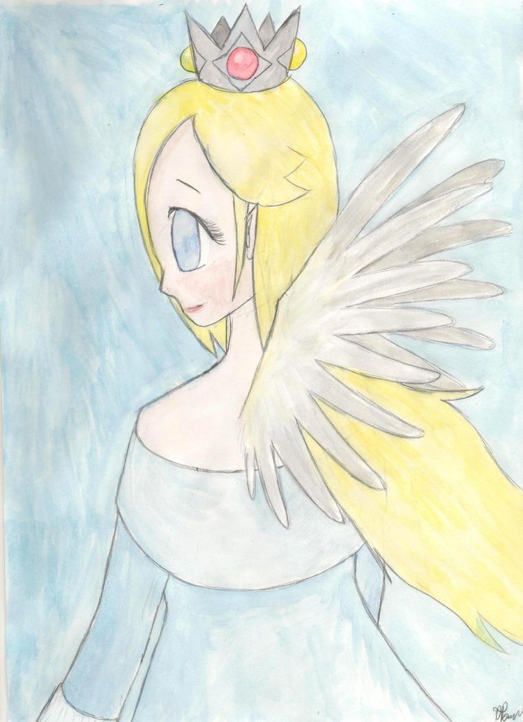 Rosalina Angel by lillilotus