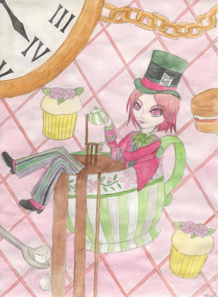 Tea Time by lillilotus