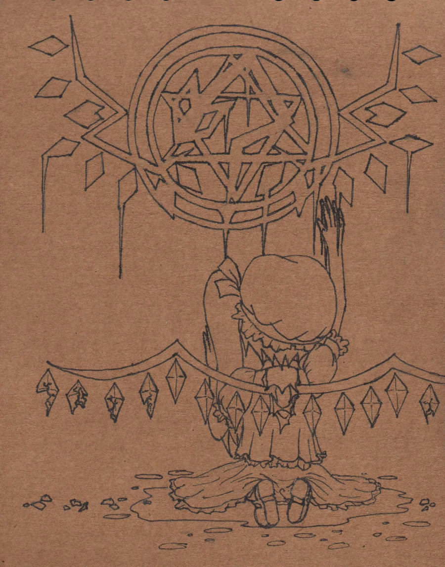 Flandre doodle (Italy 2012) by lillilotus