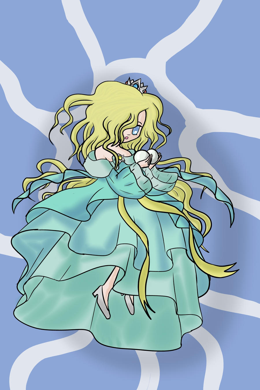 Rosalina - Flood by lillilotus