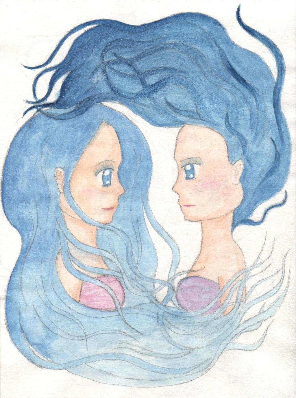 Blue Skies by lillilotus