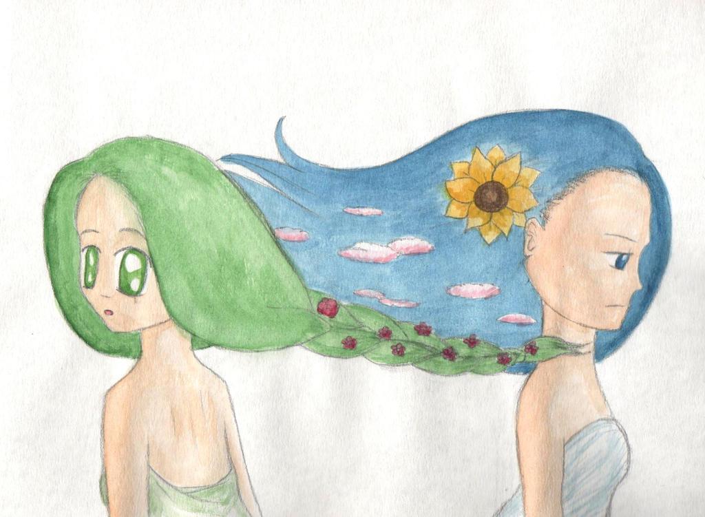 Sunflower Sunshine by lillilotus