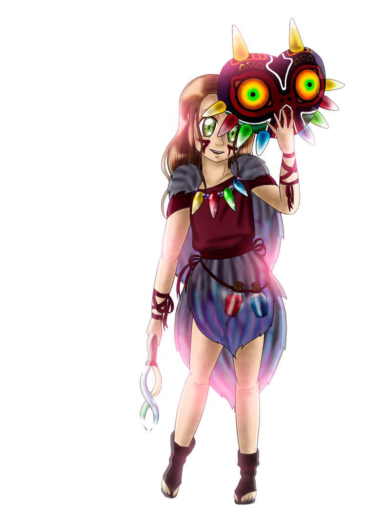 Princess Majoranoke by lillilotus