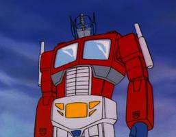 Optimus Prime by RadimusSG