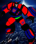 Radimus wars of cybertron by RadimusSG