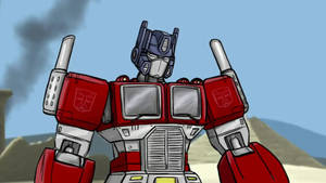 optimus G1 by RadimusSG