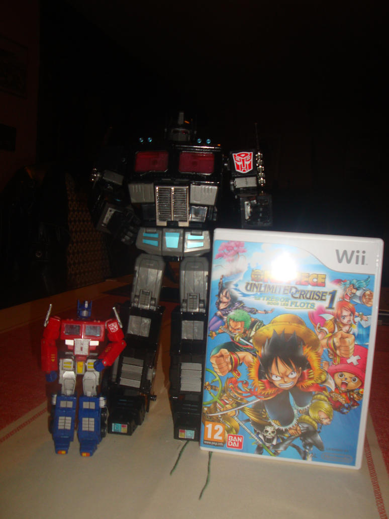 Vegeto / Optimus SG  collection (partie 1) 2_optimus_and_new_jeu_by_radimusprime-d4mbpck