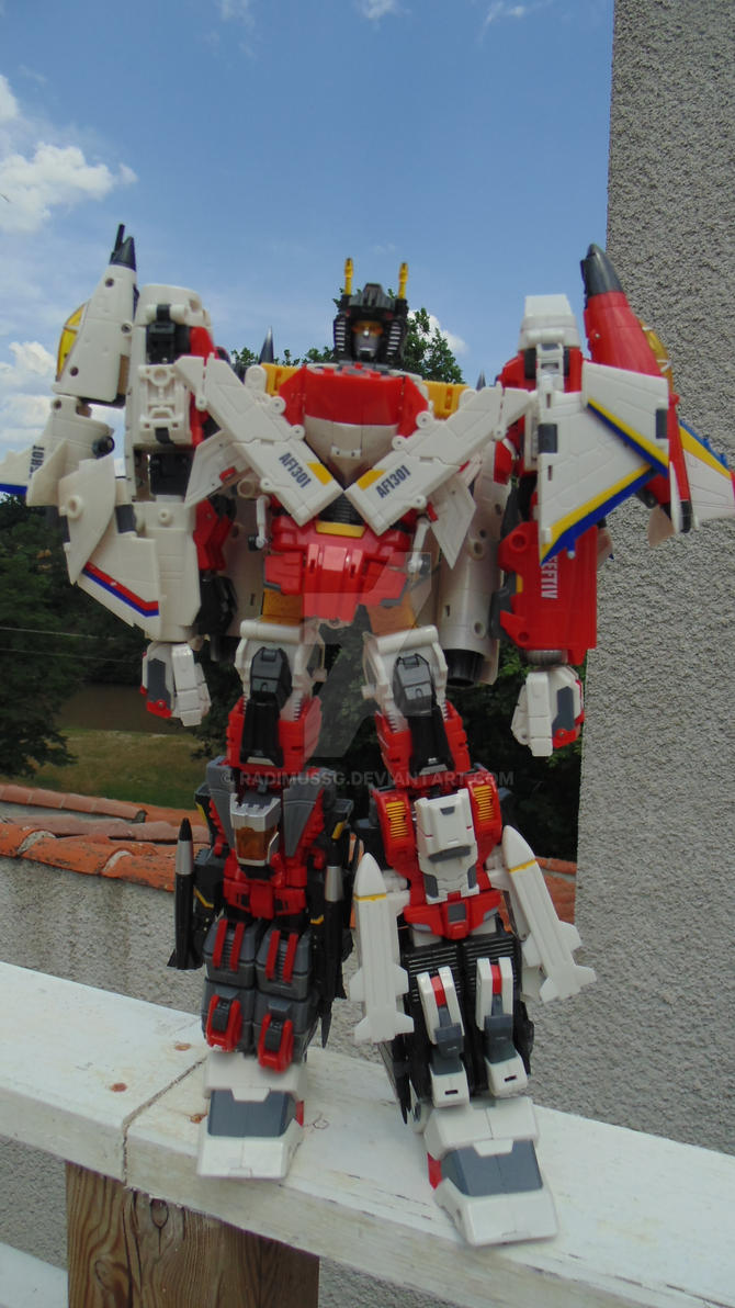 Superion by RadimusSG