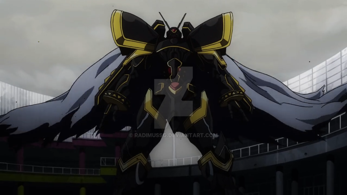 Alphamon by RadimusSG on DeviantArt