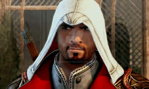 Ezio Auditore by RadimusSG