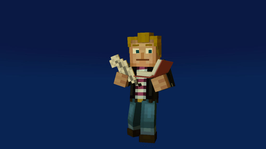 Rigs Minecraft Story Mode Lukas By Foxythepirate563 On Deviantart