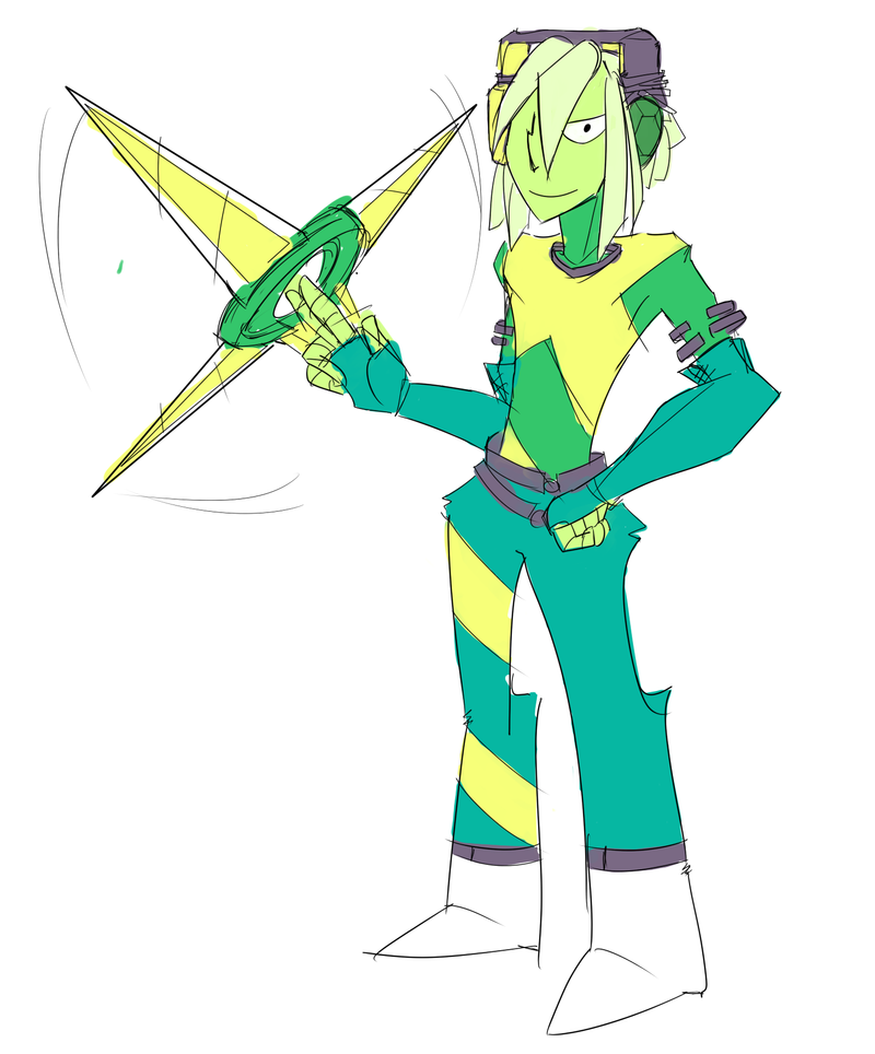 Gemsona Marble by lmrl12