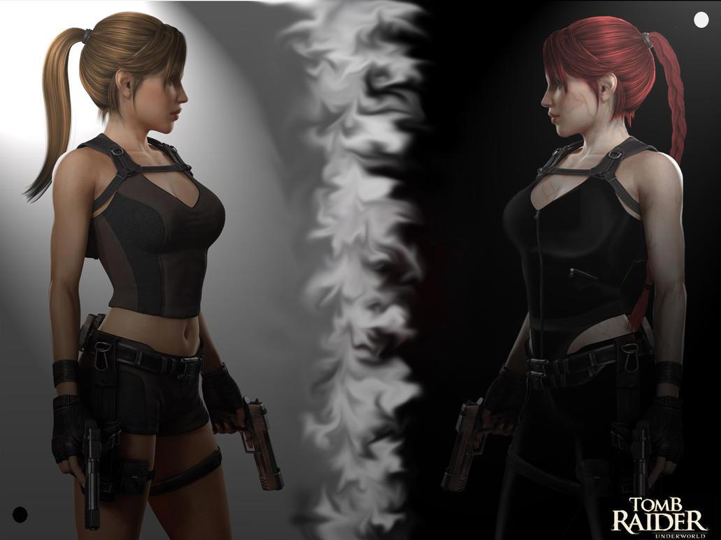 Lara croft tomb raider mod anniversary porn images
