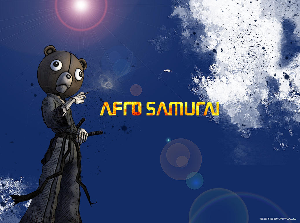 Afro Samurai Kuma Drawings Kuma Jinno Afro Samurai by