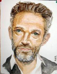 Vincent Cassel by sergeymalinov