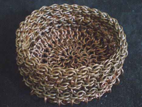 Chainmaille Basket