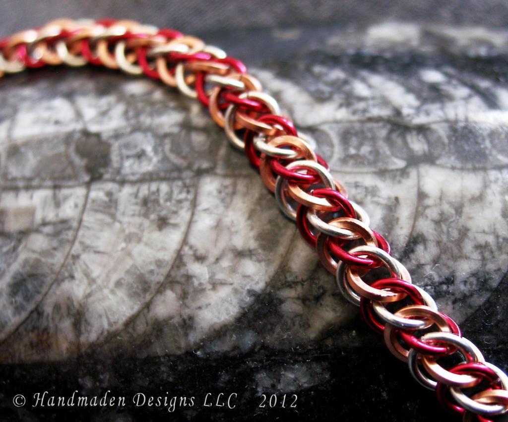 Half Persian 3in1 bracelet