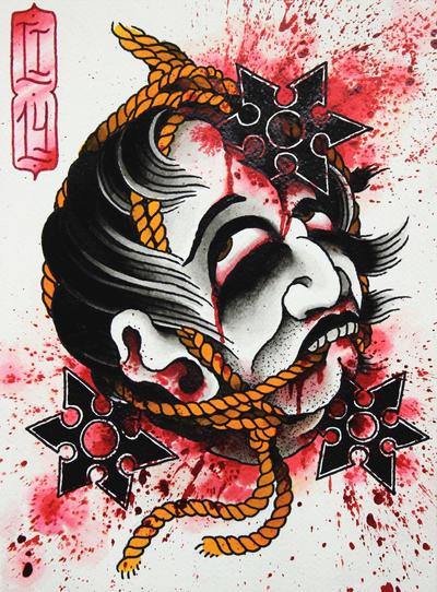 Japanese no mask 036 2