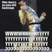 Lol Michael never Gets What He Wants by MichaelJackson3000