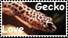 Gecko Love Stamp by Gehdahnia