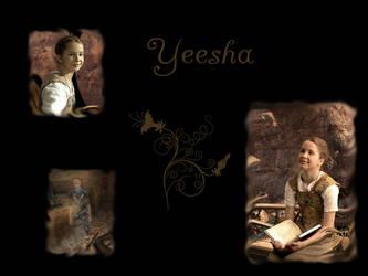Yeesha Wallpaper by Gehdahnia