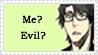 Me? Evil? by Gehdahnia