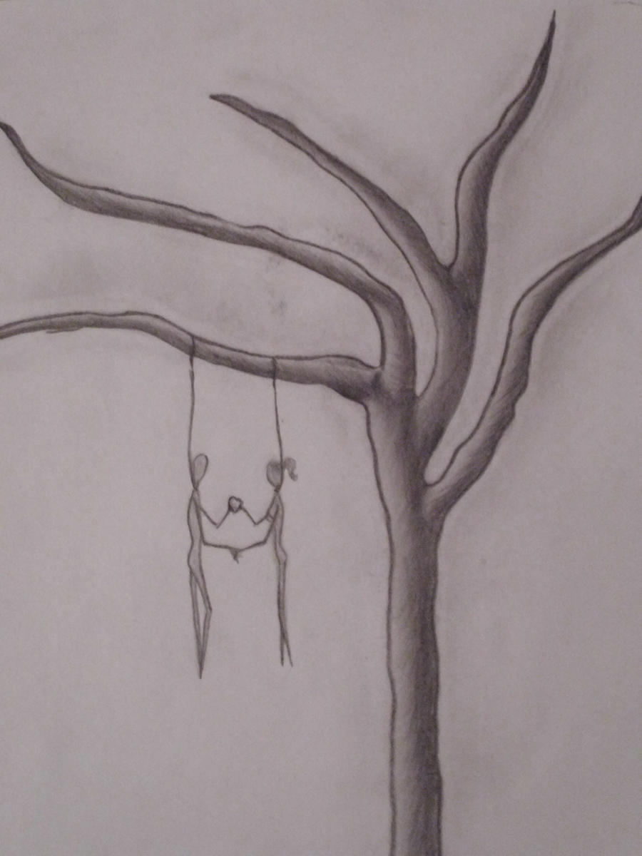 Love depression by fuzz4o on deviantart for Small art drawings