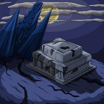 Dilapidated Temple