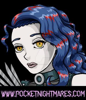 Bladefinger Banshee's Portrait
