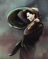 Loki - Boreas by Darkellaine
