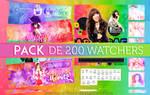 ++Pack 200 Watchers