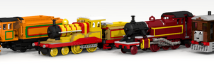 Lego: Thomas and friends