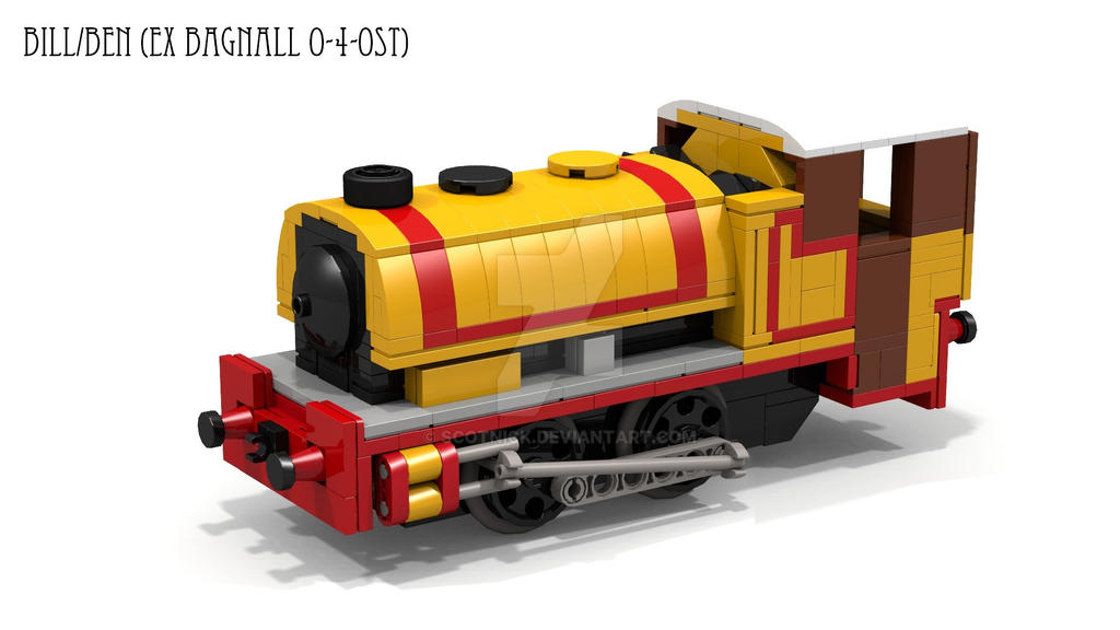 Rolling Stock by ScotNick on DeviantArt