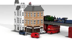 WIP: Street Scene