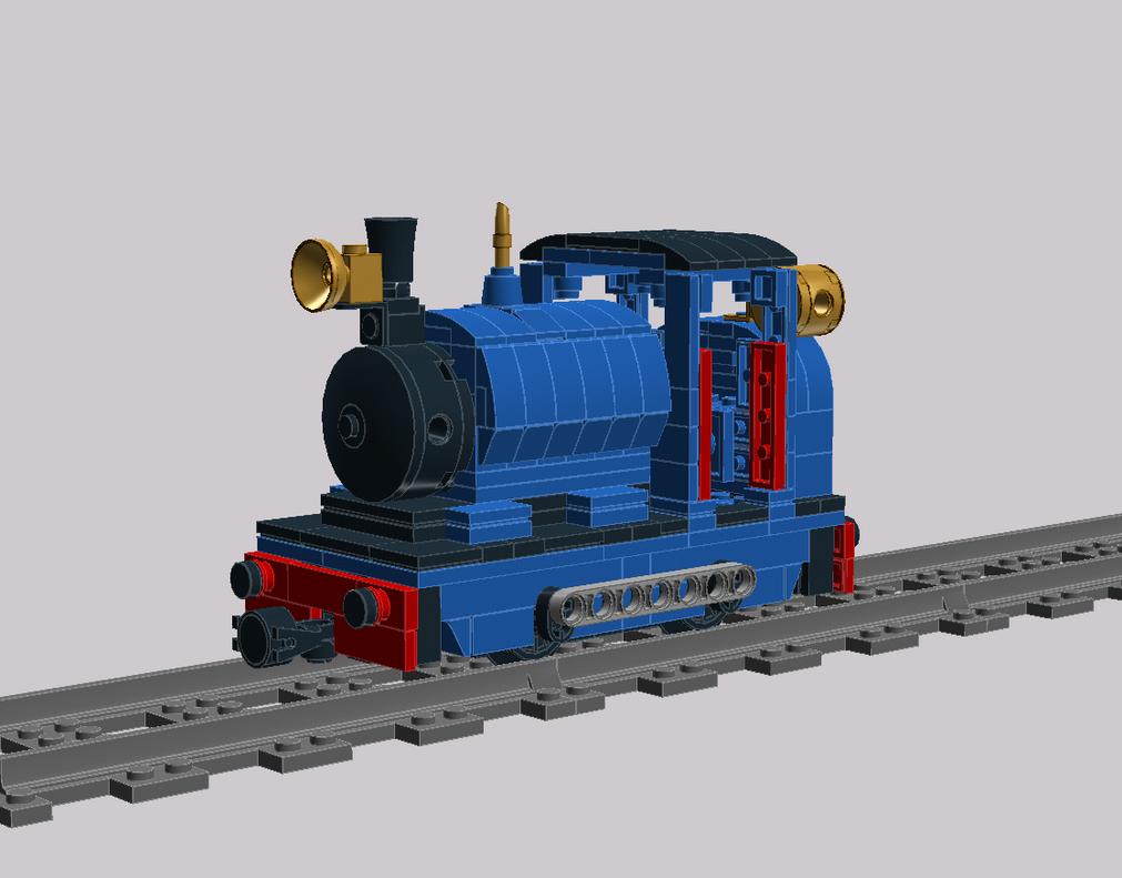 lego thomas the tank engine instructions