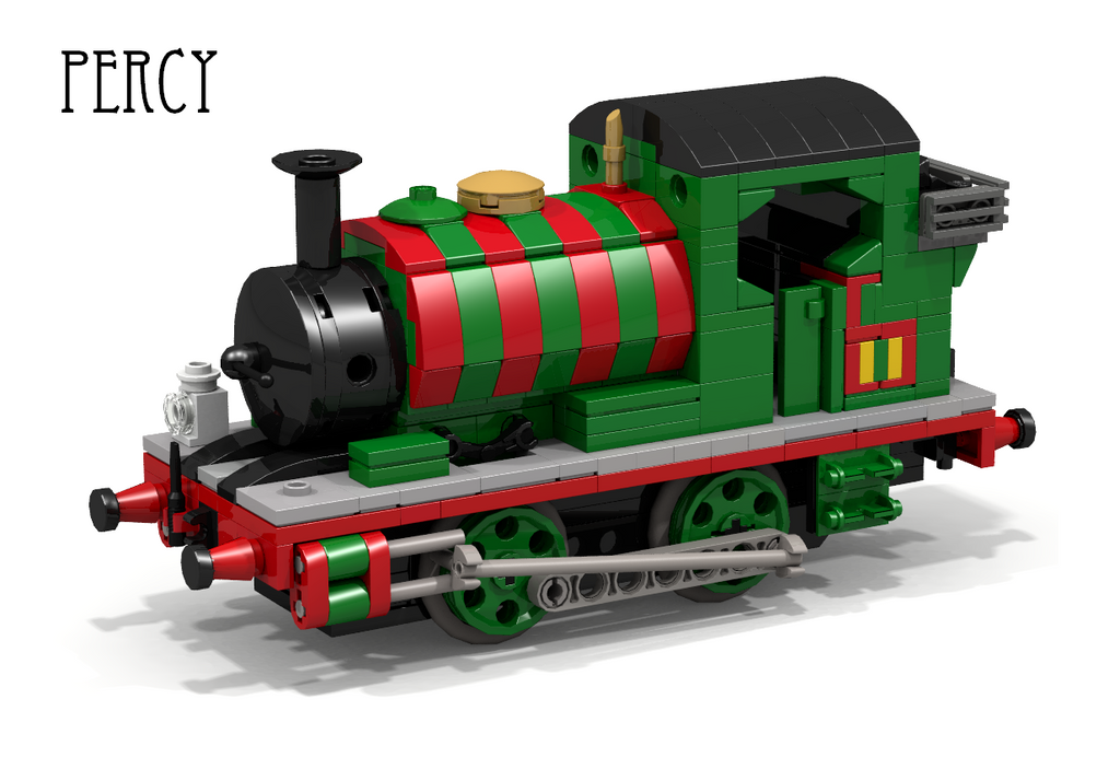 Percy by ScotNick on DeviantArt