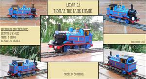LBSCR E2 - Thomas the Tank Engine