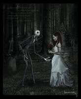 Jack and Sally by AtrociousFairyTale