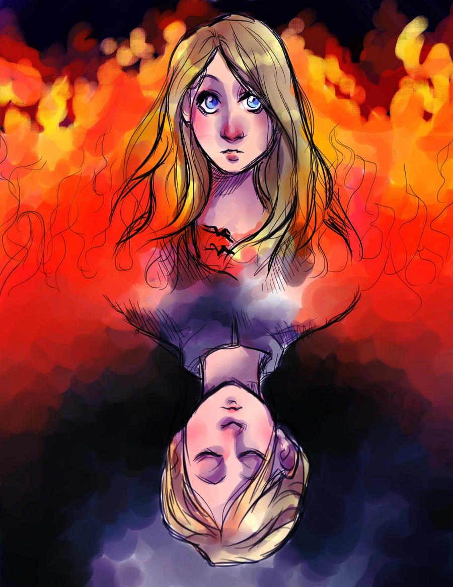 Divergent Book Cover Drawing : Divergent cover remake by pebbled on deviantart