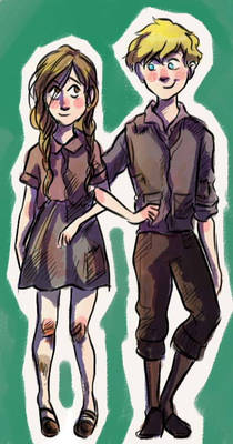 Rudy and Liesel