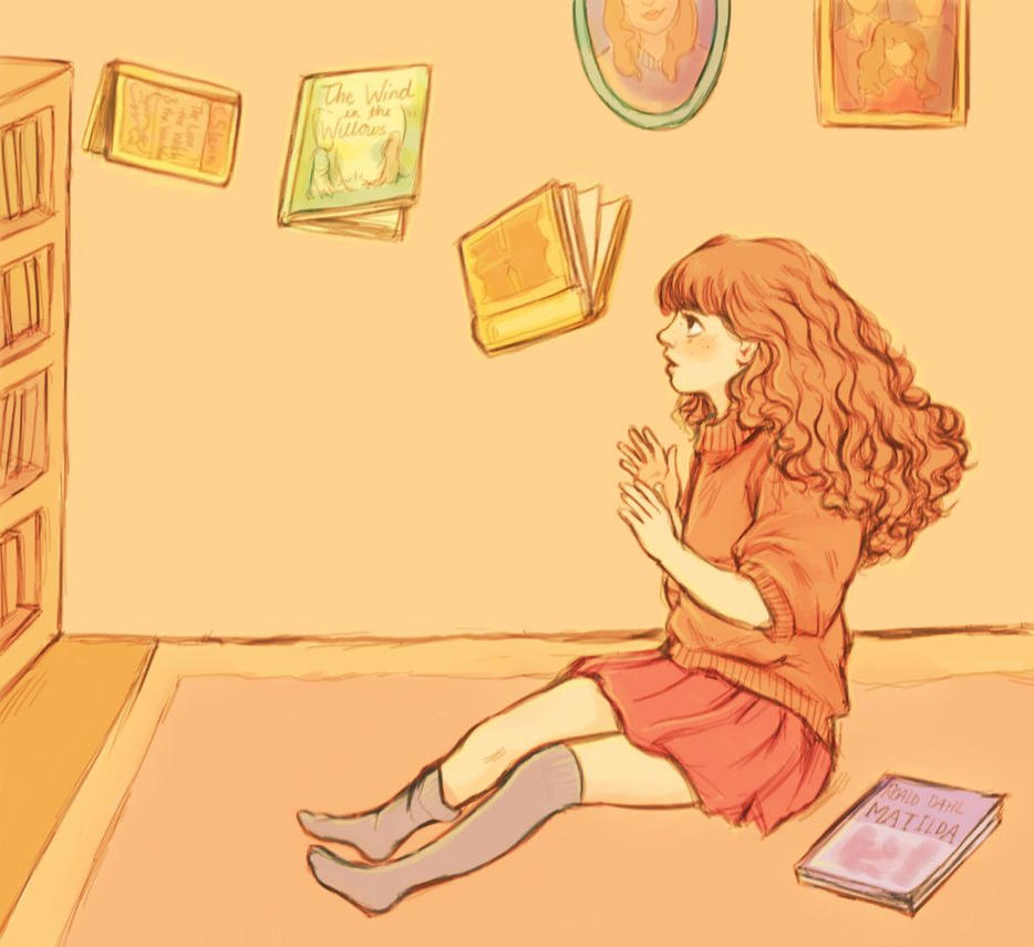 Hermione by pebbled