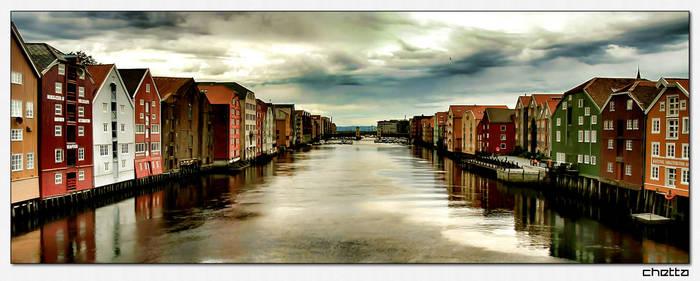Trondheim kommune by Ondro