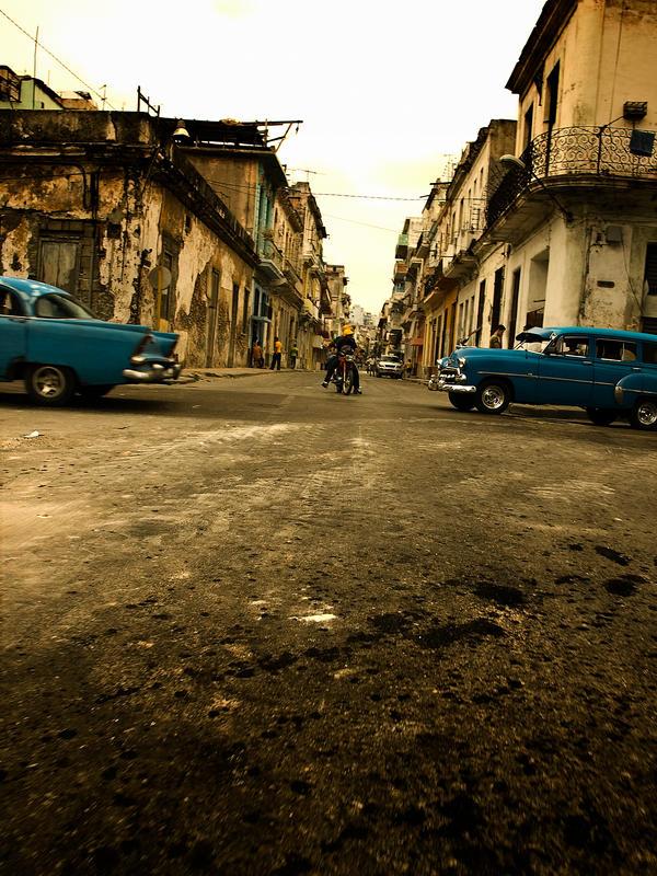 Havana Street VII by Ondro