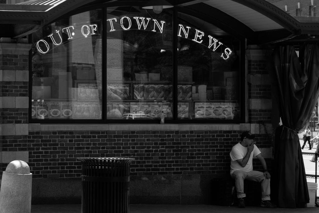 Out Of Town News By Madscientistvx On Deviantart